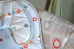 Fisher-Price's Soothing Motions Seat - pattern