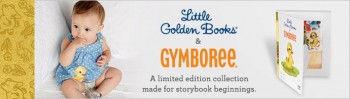 Gymboree little golden books collaboration