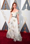 Isla Fisher  at the 88th Annual Academy Awards