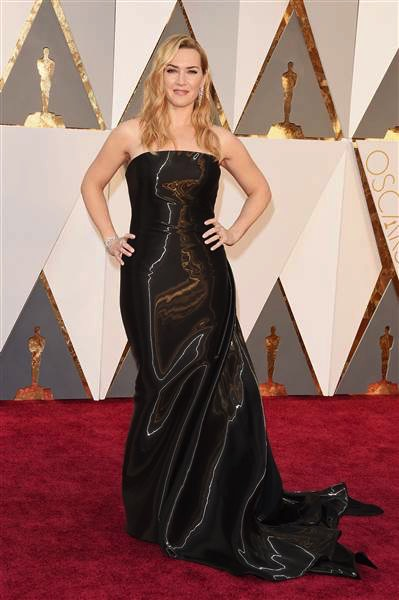 Kate Winslet at the 88th Annual Academy Awards