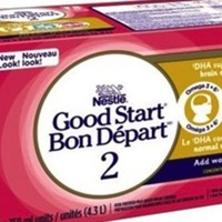 Nestle Recalls Certain Batches of Good Start 2 Formula