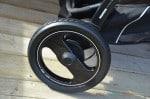Peg Perego Book Cross Stroller - back wheels