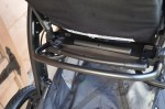 Peg Perego Book Cross Stroller - closing mechanism
