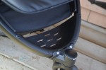 Peg Perego Book Cross Stroller- footrest