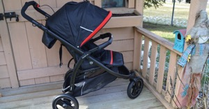 VIDEO: Featured Review ~ Peg Perego Book Cross Stroller