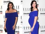 Pregnant Liv Tyler on the red carpet at the Elle Style Awards