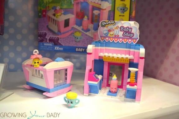 Shopkins Kinstructions Season 2 - Baby Shop
