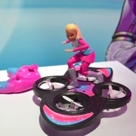 VIDEO: Mattel Debuts 2 New Barbie Houses, and a Hooverboard Barbie!