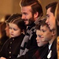 The Beckhams Step Out In New York City!