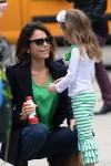Bethenny Frankel Treats Daughter Bryn to Ice Cream