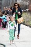 Bethenny Frankel Treats Daughter Bryn to Ice Cream