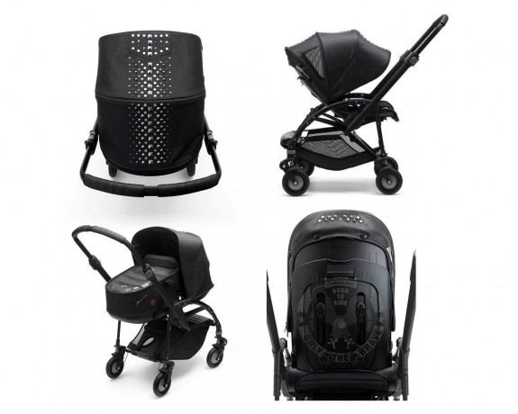 Bugaboo Debuts Their Bugaboo by Diesel Rock Bee3