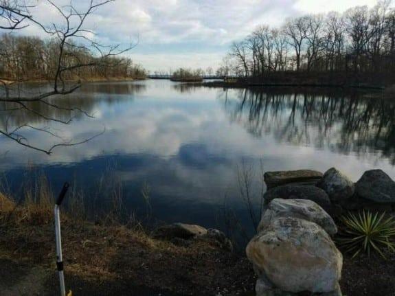 Eagle Pond at greenwich pond