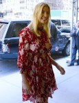Ivanka Trump returns home after welcoming son Theodore