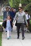 Jennifer Garner goes shopping with daughter Seraphina Affleck