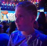 Liam McDermott at the Nickelodeon Kid's Choice Awards 2016