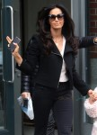 Padma Lakshmi Steps Out In NYC With Her Daughter
