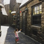 Penelope Disick visit Harry Potter World in California