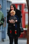 Pregnant Liv Tyler Goes Out For Lunch With Her Son Sailor