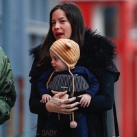 Liv Tyler Steps Out With Her Little Man