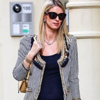 Nicky Hilton Shows Off Her Growing Belly in NYC