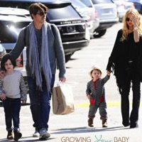 Rachel Zoe Hits The Market With Her Family