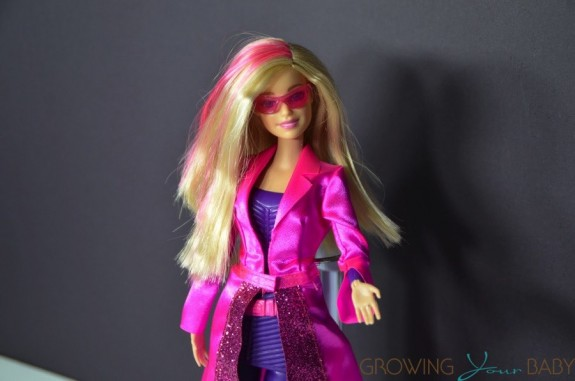 Secret Agent Barbie Spy Squad