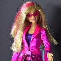 Kid Tested! ~ Barbie Secret Agent Doll Flips & Tumbles!