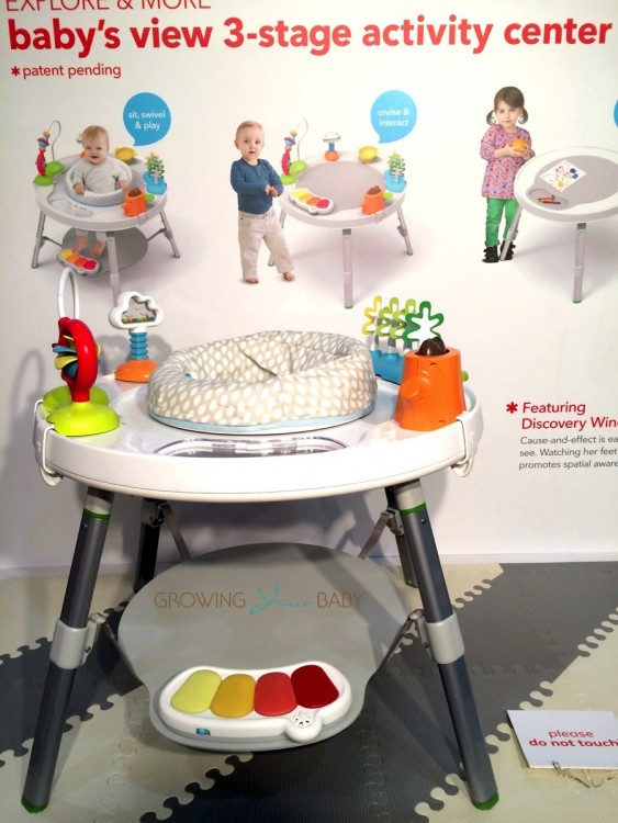 Skip HOp 3 in 1 activity center