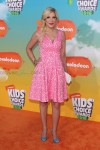Tori Spelling at the Nickelodeon Kid's Choice Awards 2016