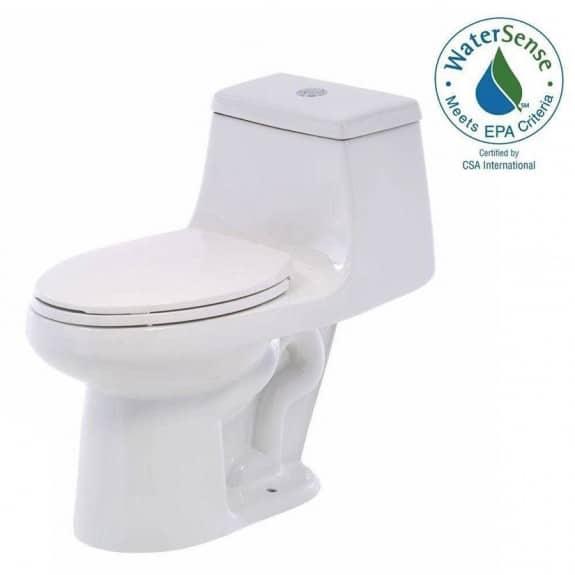 Water sense toilet