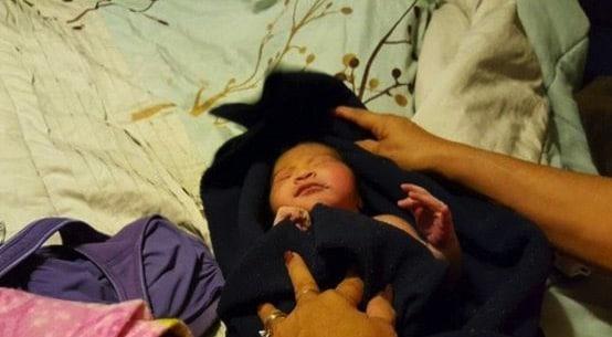 newborn abandoned in Mesa phoenix