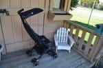 world's smalled folding stroller GB pockit