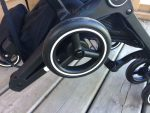 GB Pockit - folding in the back wheels