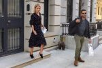 Kelly Ripa Steps Out With Husband Mark Consuelos