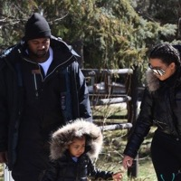 The Kardashian Family Hits The Slopes In Vail Colorado!