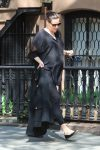 Pregnant Liv Tyler out in New york city