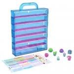 Shopkins Glitter Pop Up Shop Collector Case