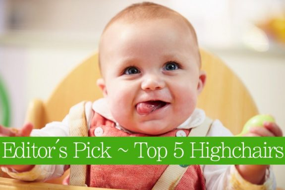 Top 5 Highchairs 2016