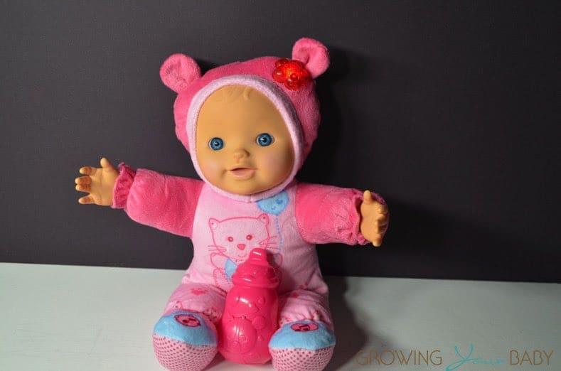 VTech Baby Amaze Peek and Learn Doll - Callista's Ramblings