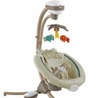 RECALL:  34,000 Fisher-Price Infant Cradle Swings Due to Fall Hazard