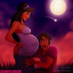 Aladdin and Princess Jasmine set to be parents