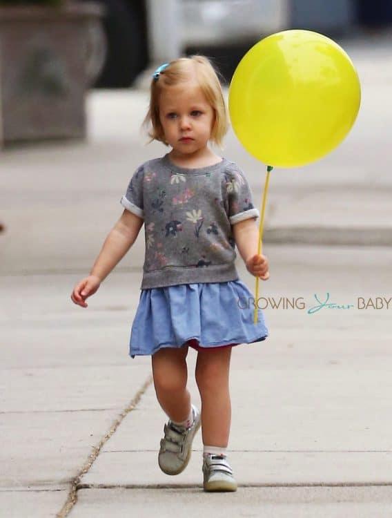 Emily Blunt's daughter Hazel Krasinski