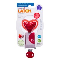 RECALL: 180,000 Munchkin Latch Lightweight Pacifiers & Clips Due to Choking Hazard