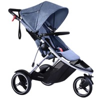 phil&teds Recalls Dash Strollers Due to Hinge Issues