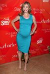 Pregnant Ashley Jones at 13th annual Inspiration Awards to benefit STEP UP