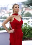 Pregnant Blake Lively attending the 'Cafe Society' photocall during The 69th Annual Cannes Film Festival in Cannes, France