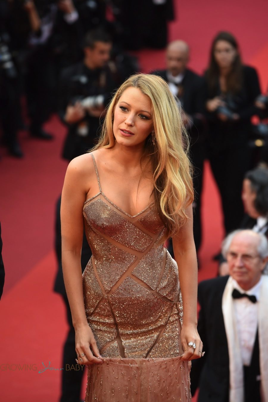 Blake Lively: Cafe Society Photocall at 69th Cannes Film