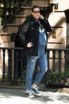 Pregnant Liv Tyler out in the West Village, NYC