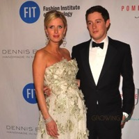 Nicky Hilton Rothschild Is Whimsical in White At FIT's Annual Gala